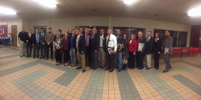 2015 Memorial Hall of Fame Inductees
